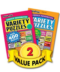 Mejor Variety Puzzles and Games Puzzle Book-Volume 22 crítica 2020