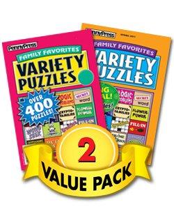 Family Favorites Variety Volumes - 2 Pack