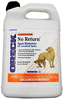 Oreck Pet No Return 1Gal #35173
