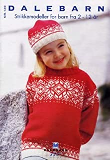 Dale of Norway Children's pattern Book 149