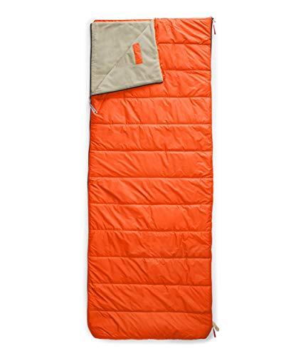The North Face Eco Trail Bed—35, Persian Orange/Twill Beige, REG-RH