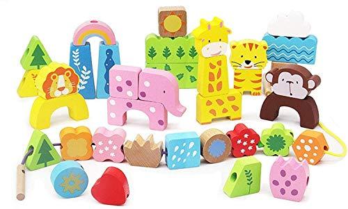 Dfghbn Pädagogische Abakus Perlen Spiel Kleinkinder Perle Maze Roller Untersetzer Tierkreis Spielzeug Für Jungen Mädchen Baby Geschenk (Color : Multicolored, Size : One Size)