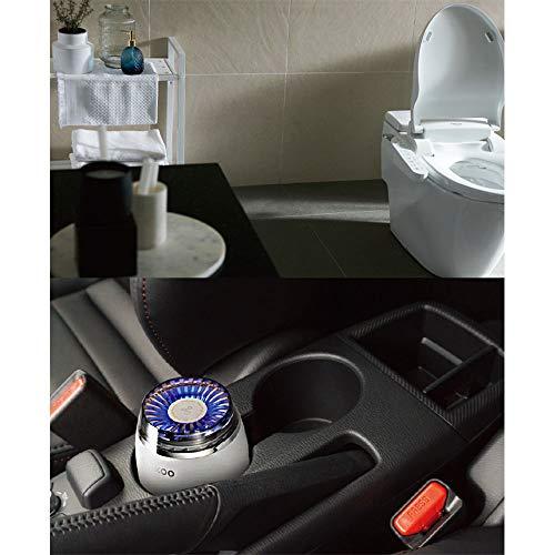 Cuckoo Q Personal Mini Air Purifier, White