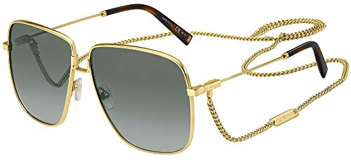 Givenchy Gold/Grey women Sunglasses