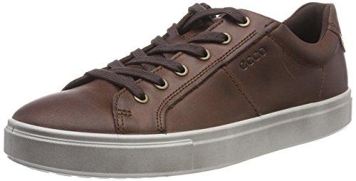 ECCO Herren Kyle Sneaker, Braun (Mink/Coffee 55022), 44 EU