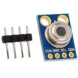 HiLetgo GY-906 MLX90614ESF Non-contact Infrared Temperature Sensor Module IIC I2C Serial for Arduino