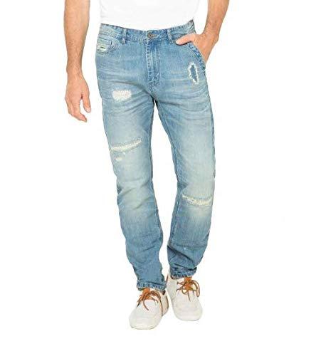 Desigual Pantalon Azul...