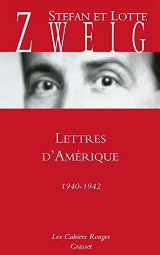 Lettres d'Amérique: 1940-1942