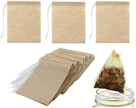 Etase 600 Pack Tea Filter Bags Bag Fees free!! with Cheap mail order specialty store Dra Disposable Paper
