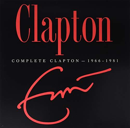 Complete Clapton [Vinilo]