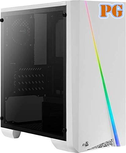PCS Gaming - PC Gamer AMZ 2020 Rebajas (CPU Ryzen 4 x 3,70 GHz, Ram 16 GB, SSD 240GB + 1 TB, T. Gráfica Vega 8,) + WiFi Regalo. pc Gamer, pc Gaming, Ordenador para Juegos