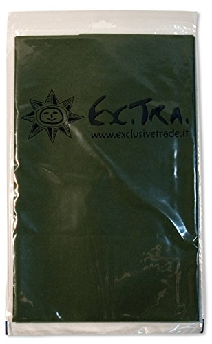 Exclusive Trade - Tovaglia rettangolare in T.N.T. cm. 240X140 Verde scuro