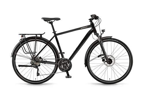 Winora Domingo 30 Disc - Bicicleta de trekking (48 cm), colo