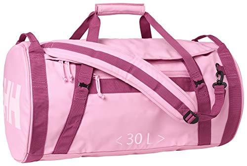 Helly Hansen HH Duffel Bag 2 50L Bolsa de viaje, Unisex adulto, Rosa (Bubblegum Pink), STD