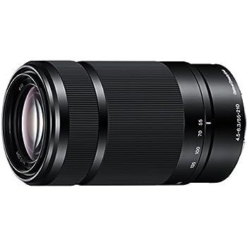 SONY 望遠レンズ E 55-210mm F4.5-6.3 OSS APS-Cフォーマット専用