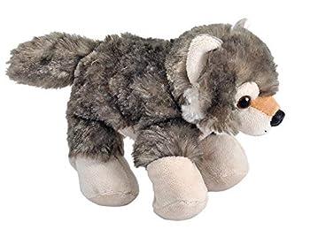 Wild Republic Wolf Plush Stuffed Animal Plush Toy Gifts for Kids Hug'Ems 7