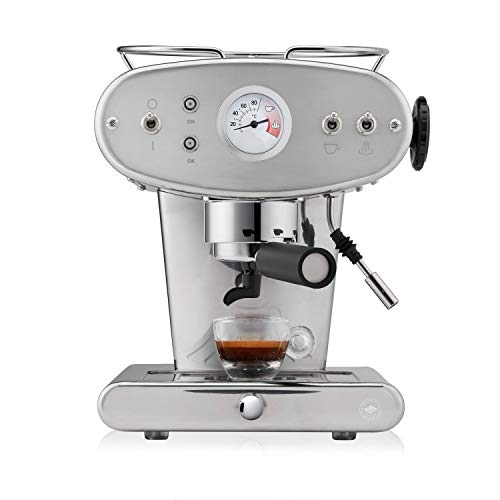 Francis Francis! 6143 Macchine per Caffe Espresso, Inox