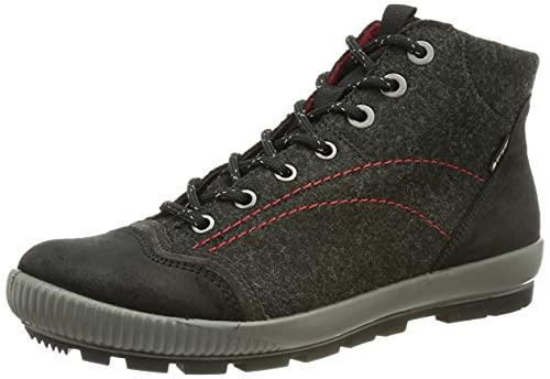 Legero Tanaro Trekking, Zapatos para Senderismo Mujer, Negro 0000, 39
