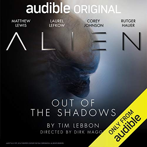 Couverture de Alien: Out of the Shadows