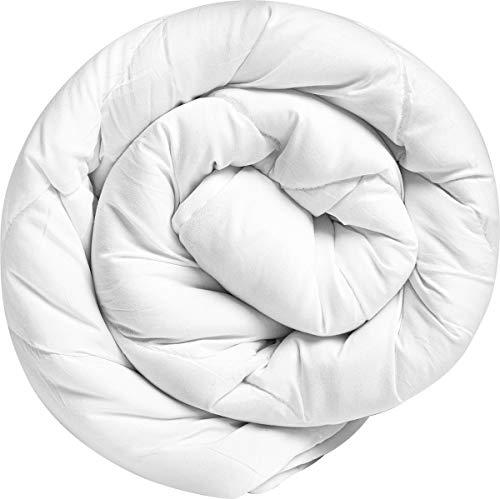 Meisterhome Soft Touch 4 Jahreszeiten Bettdecke in 8 Größen Microfaser, Maße:135 x 200 cm