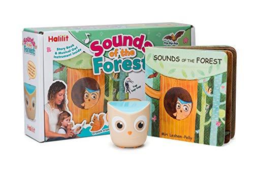 Halilit- Sounds of The Forest-Set Regalo, HL2017