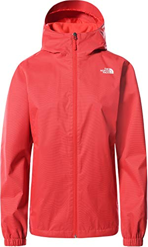 The North Face W Quest Jkt, Giacca Donna (Horizon Red Heather, m)