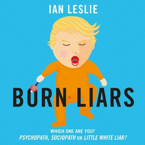Born Liars  By  cover art