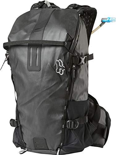 Fox Unisex– Erwachsene Utility Fahrradrucksack, Black, One Size