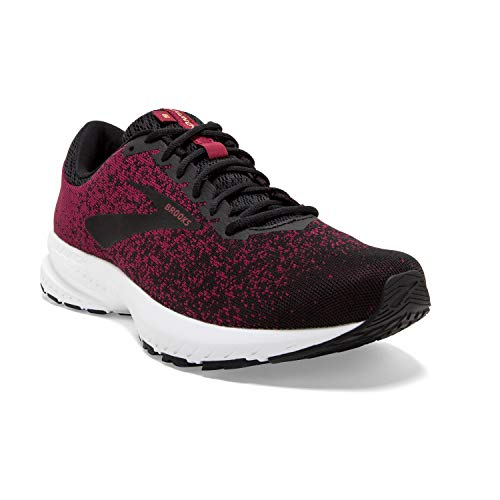Brooks Launch 6, Zapatillas de Running para Hombre, Rojo (Red/Black/Grey 617), 42.5 EU