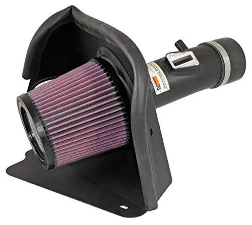 K&N Cold Air Intake Kit: High Performance, Guaranteed to Increase Horsepower: Fits 2007-2012 Nissan Altima, 3.5L V6, 69-7062TTK