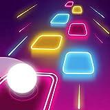 Ball Hop Tiles Beat-Free Tiles Hop Dancing EDM Rush Music Game