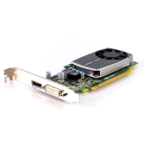 Genuine NVIDIA Quadro 600 PCI-E VIDEO CARD Desktop...
