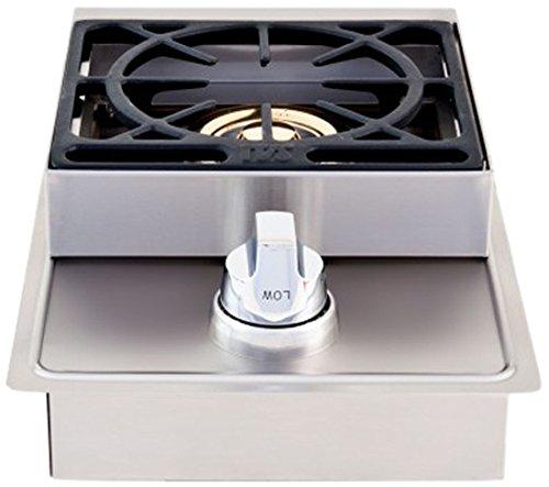 Lion Premium Grills L5631 Natural Gas Single Side Burner, 20-1 2 by 12-1 2-Inch