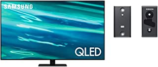 SAMSUNG 55-inch Class Q80A Series – QLED 4K UHD Smart TV with Alexa Built-in (QN55Q80AAFXZA, 2021 Model) with Samsung VESA...