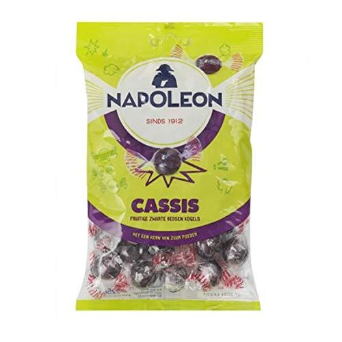 Napoleon Cassis - schwarze Johannisbeeren Bonbons 225g