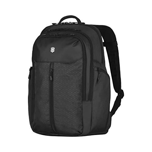 Victorinox Altmont Original Vertical-Zip Laptop Backpack - Zaino porta PC Laptop 17 Pollici con tasca Tablet - 23x33x47cm - 24l - Nero