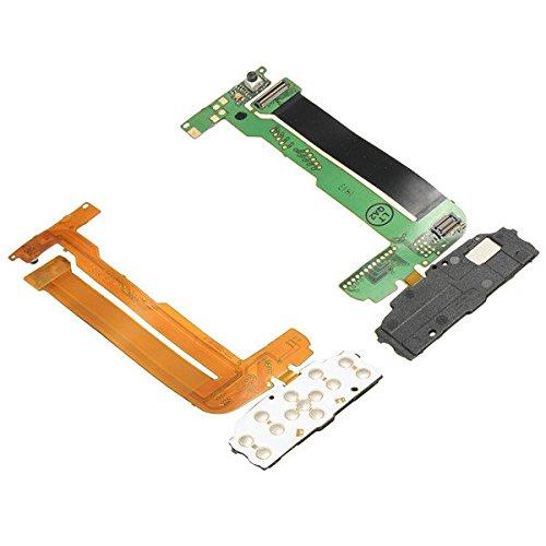 Calli LCD Flex Cable Ribbon parte di ricambio senza fotocamera per Nokia N95 8GB