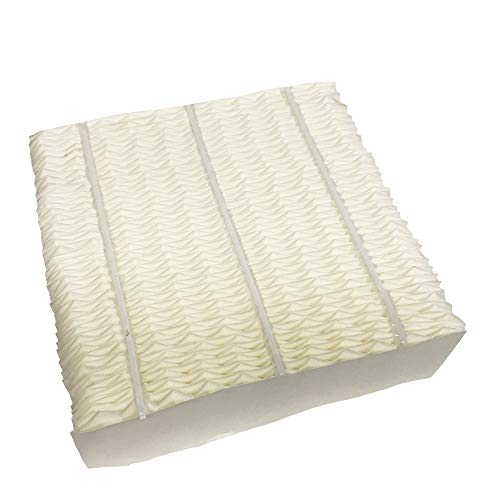 Think Crucial Replacement Humidifier Paper Wick Filters Compatible with Aircare Part # 1043 & Models EP9500,EP9700,EP9800,EP9R500,EP9R700,EP9R800 - Essick: 821000,826000,831000,SS390DWHT (1 Pack)