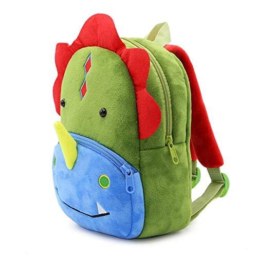 MiaoMiao pluche speelgoed2-4 jaar heerlijk kleine dinosaurus zacht pluche rugzak vroeg onderwijs schooltas beste jongen kinderen cadeau