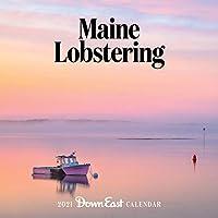 Maine Lobster 2021 Calendar