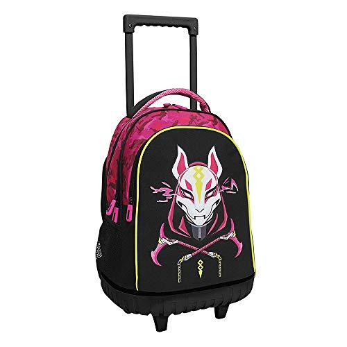 Toy Bags Mochila con Trolley Compacto  Unisex niños  Multicolor  32.5X43X13.5