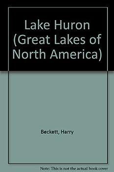 Library Binding Lake Huron (Great Lakes of North America) Book