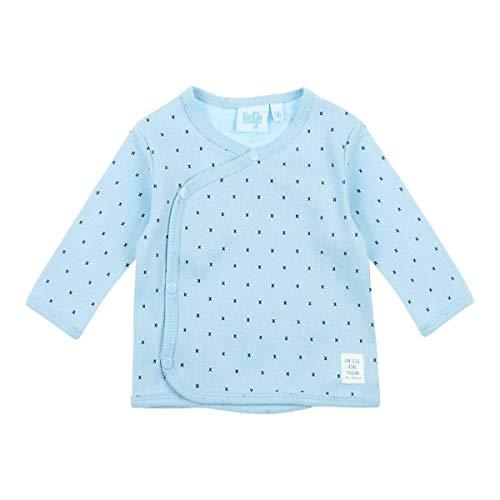 Feetje Brassière à Manches Longues Motifs X Veste bébé vêtements bébé, Bleu Ciel