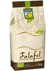 Bohlsener Mühle Falafel Mix Bio - 6 Paquetes de 250 gr - Total: 1500 gr