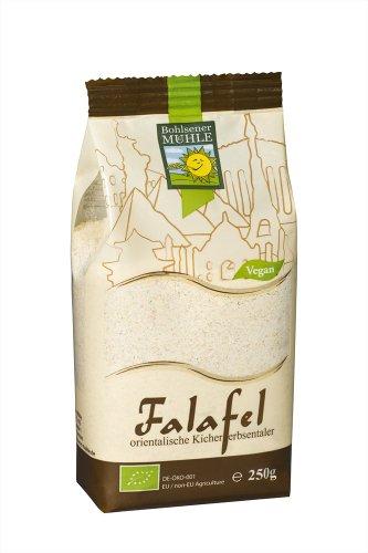 Bohlsener Mühle Falafel Mix Bio - 6 Paquetes de 250