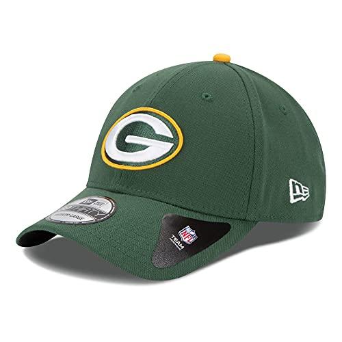 New Era Green Bay Packers 39THIRTY Team Classic Flex Hat - Green