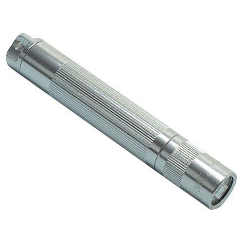 Advanced Maglite Solitaire lampe torche LED Gris dans une boîte cadeau Taille 1 x AAA batterie [Lot de 1] – -