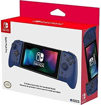 Hori Nintendo Switch Split Pad Pro  Black  Ergonomic Controller for Handheld Mode - Officially Licensed By Nintendo - Nintendo Switch