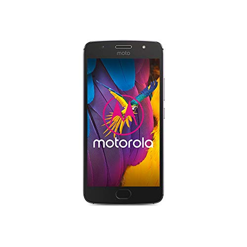 moto g5S Smartphone (13,2 cm (5,2 Zoll), 3 GB RAM, 32 GB, Android) Grau