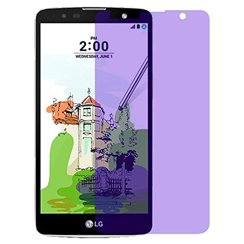 LG Stylus 2 Plus Screen Guard :: LG Stylus 2 Plus Tempered Glass :: LG Stylus 2 Plus :: Anti-Blue Tempered :: LG Stylus 2 Plus Impossible Tempered